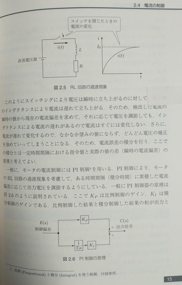 ブラシレスモータの仕組みや制御方法1